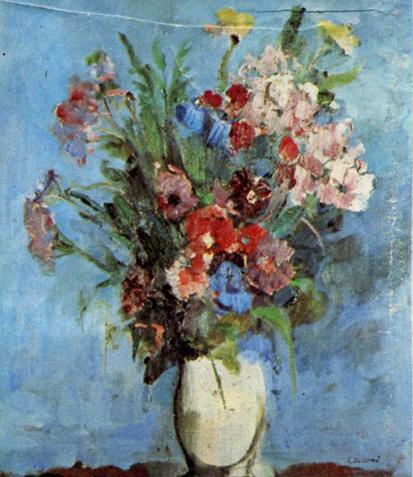 Ada rusconi selezione delle opere for Quadri fiori olio